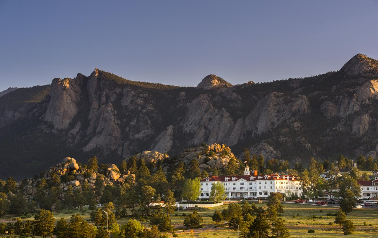 The Stanley Hotel; Estes Park, Colorado