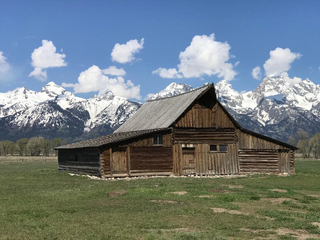 John Moulton Barn; Grand Teton National Park, WyomingS & T Photography